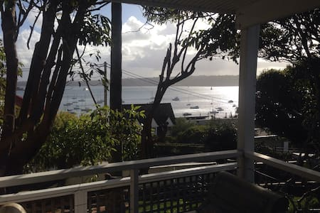 Private Beach Pad - Walk To Ferry - Watsons Bay - Huoneisto