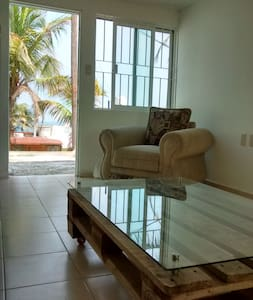 Beautiful Sea View little House - Boca del Río - Ev