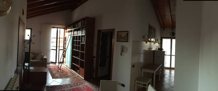 Accogliente appartamento in Varese
