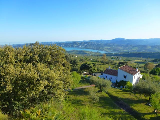 Rural Spanish Holiday Hideaway - Cortijo Blanco, Periana - Villa