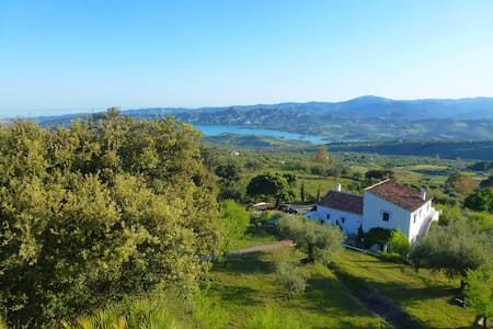 Rural Spanish Holiday Hideaway - Cortijo Blanco, Periana