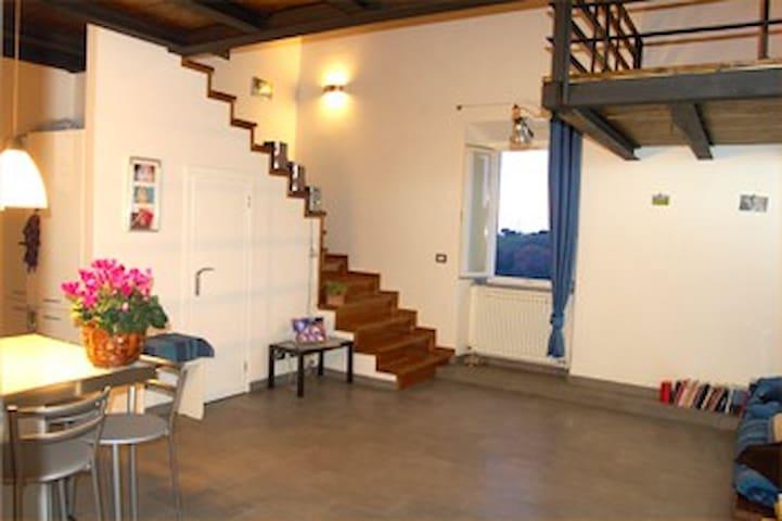Cesano Borgo Loft House - Rom - Loft