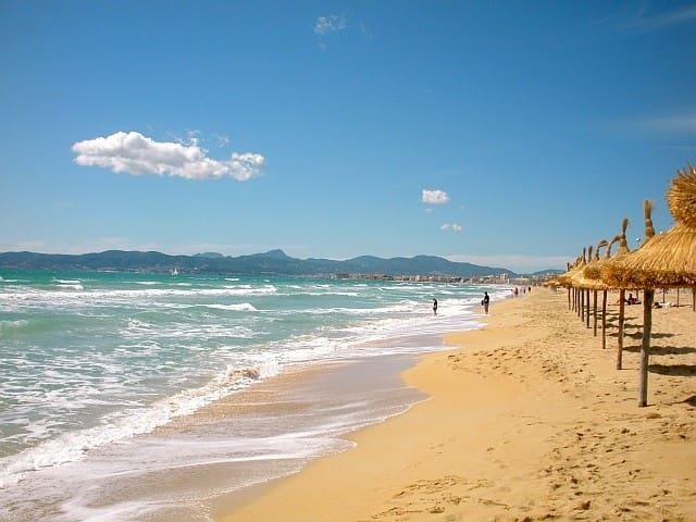 Piso a 1 minuto de la Playa - Palma de Mallorca - Departamento