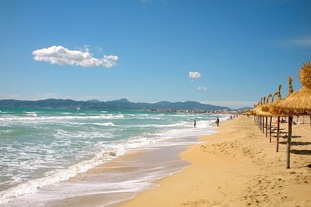 Piso a 1 minuto de la Playa - Palma de Mallorca - Apartment