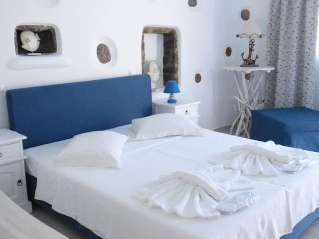 DISABILITY ACCESS ROOMS(DELFINI) - Míkonos - Apartment