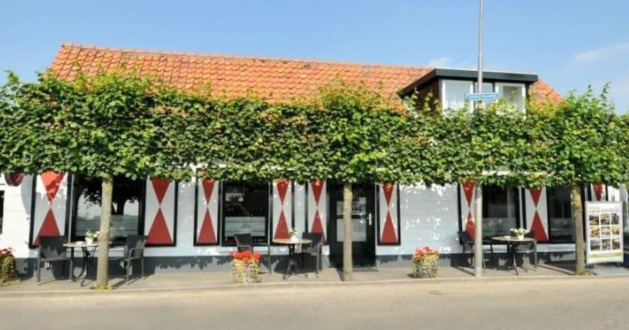Heerlijk overnachten in de polder! - Nieuw-Beijerland - Apartamento