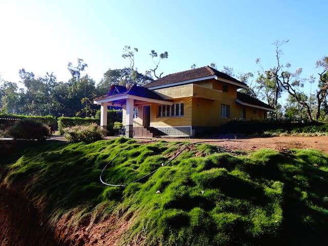 Coffeebase Homestay, chikmagalur