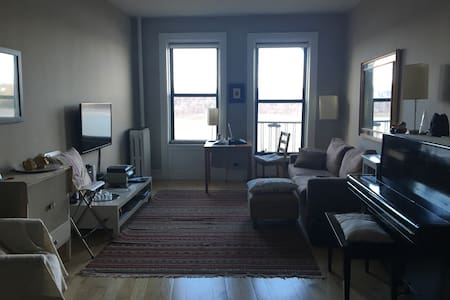 Awesome apartment close to Express Train - New York - Flat