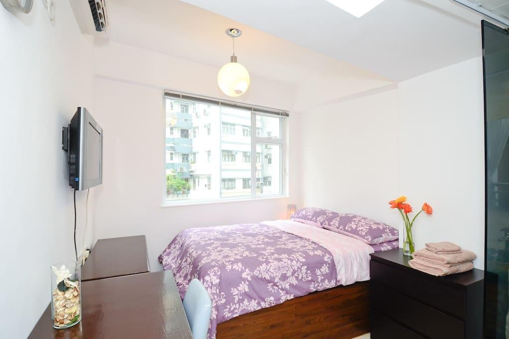 Farbiges Modernes Appartement Hong Kong ~ Möbel Ideen & Innenarchitektur