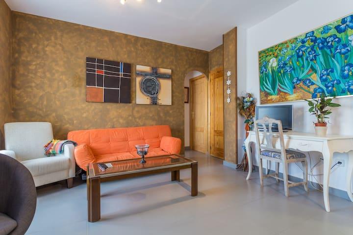 apartamento totalmente equipado - Numancia - Pis