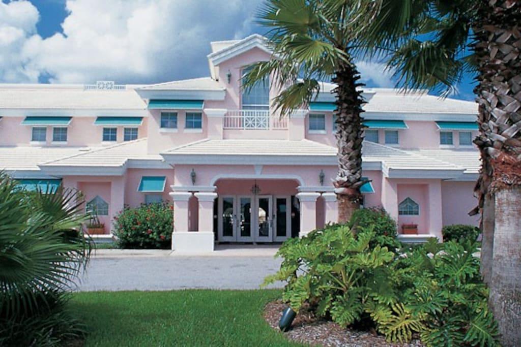 Cypress Pointe Resort In Orlando Florida United States