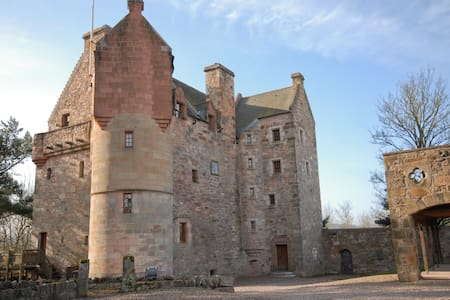 Dairsie Castle (historic Scotland) - Fife
