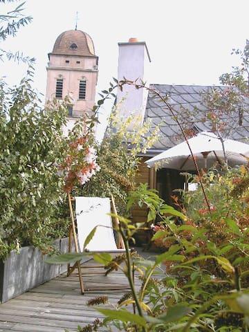 LOFT SITUE FACE A LA CATHEDRALE - Strasbourg - Loft