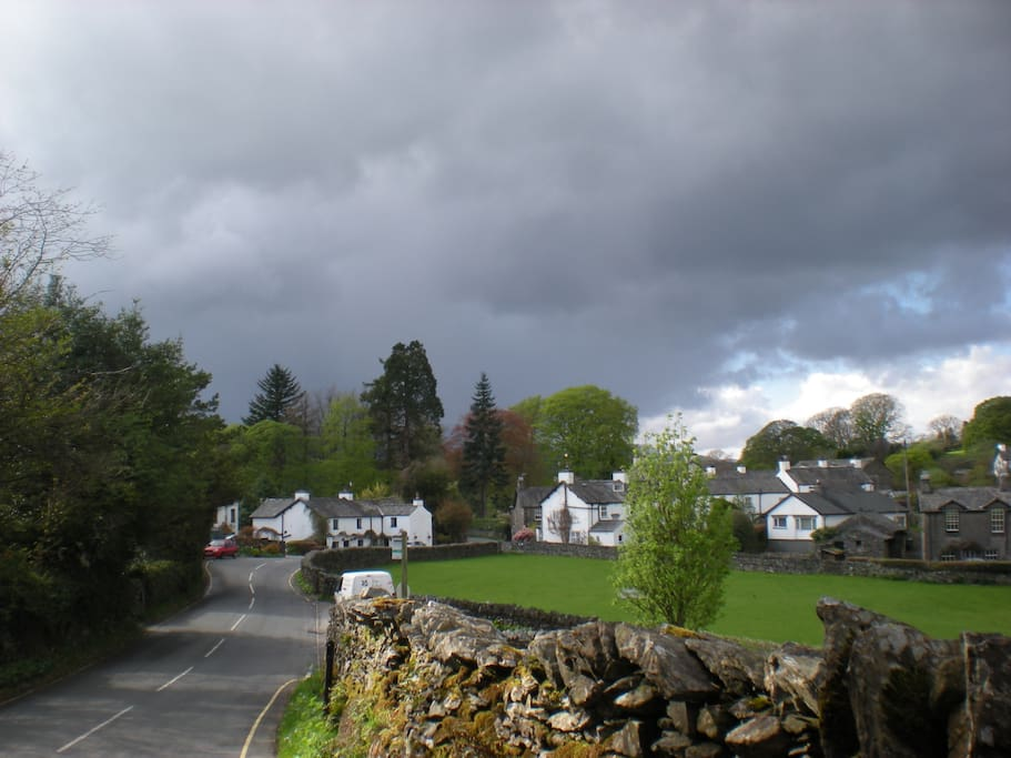 Near Sawrey home of Miss Potter
