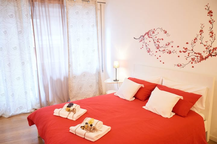 Double room in Vatican area