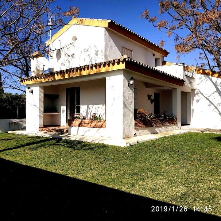 House in Zahora