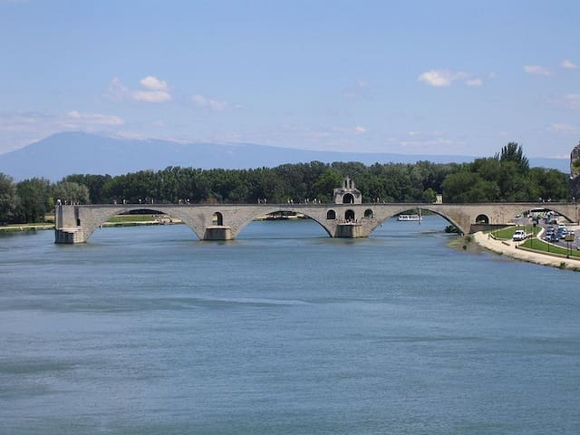 Bienvenue dans le Midi - Avignon