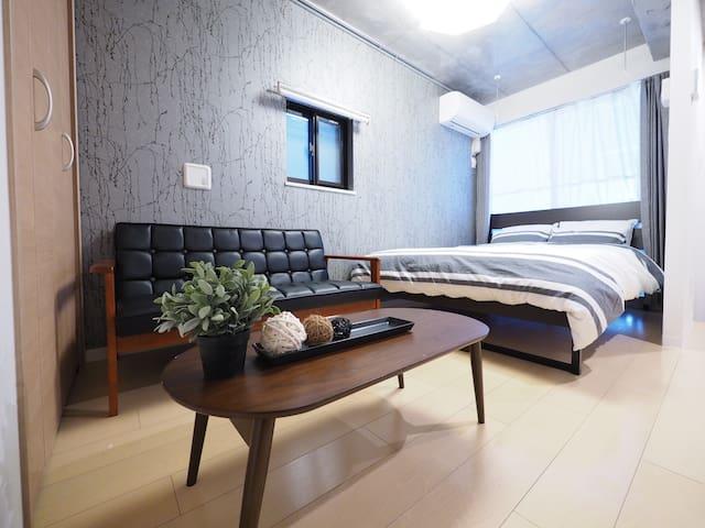 10min to Ikebukuro Japanese Modern room +ToGo WiFi - Itabashi-ku