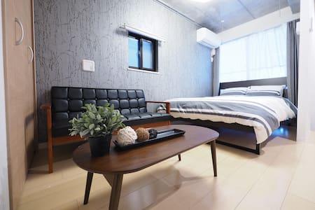 10min to Ikebukuro Japanese Modern room +ToGo WiFi - Itabashi-ku - Apartment