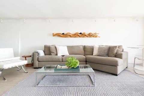 Contemporary Light Filled Apartment in Potrero Hill