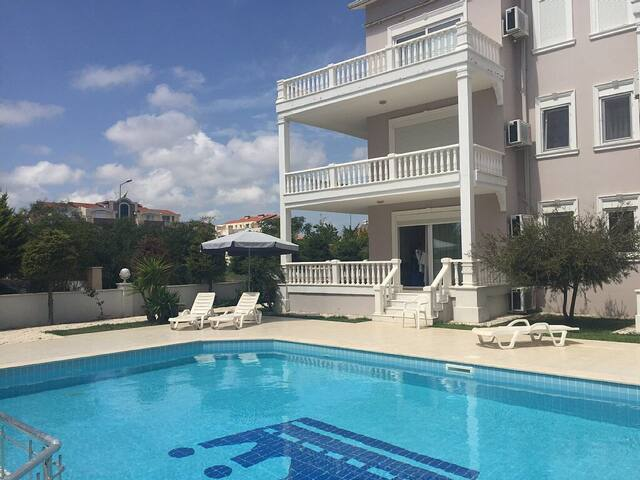 Beautiful poolside apartment - Belek - Wohnung