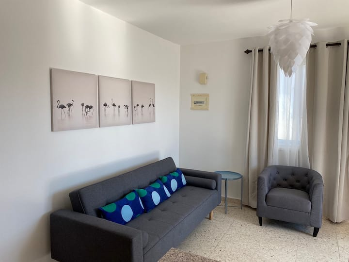 Riana 1 Room Flat Opposite Latchi Harbour Beach