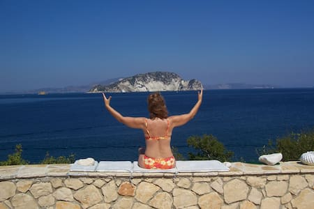 Villa Marathia - Zakynthos-Greece - Zante