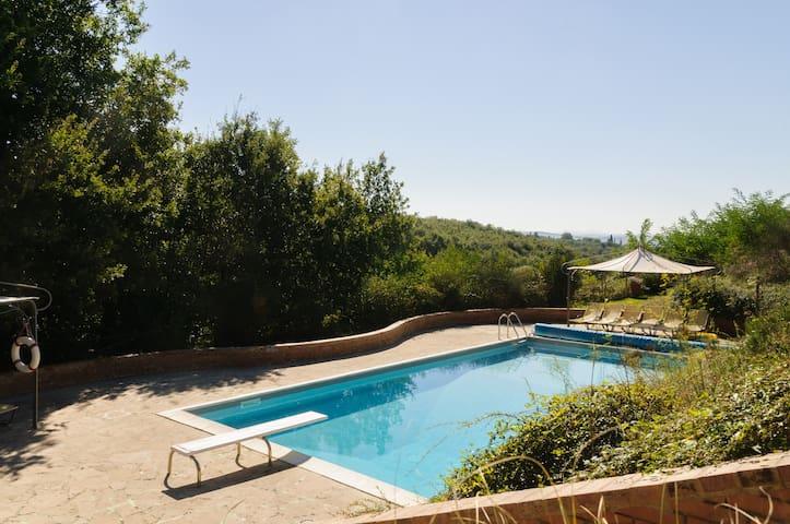 Tuscan Charme for 4 - Montechiaro - Rumah