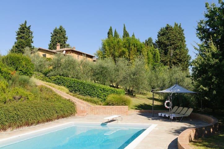 """Villa """"La Scuola"""" """"The Charming School"""""""