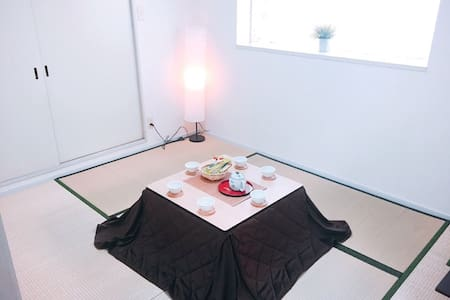Japanese Traditional Kotatsu! Ebisuchou 1min #9 - Naniwa-ku, Ōsaka-shi