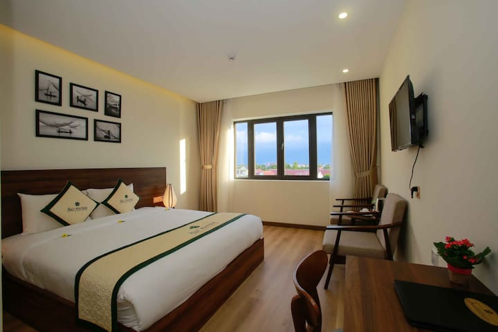 Ally Boutique Hotel- Deluxe Village View