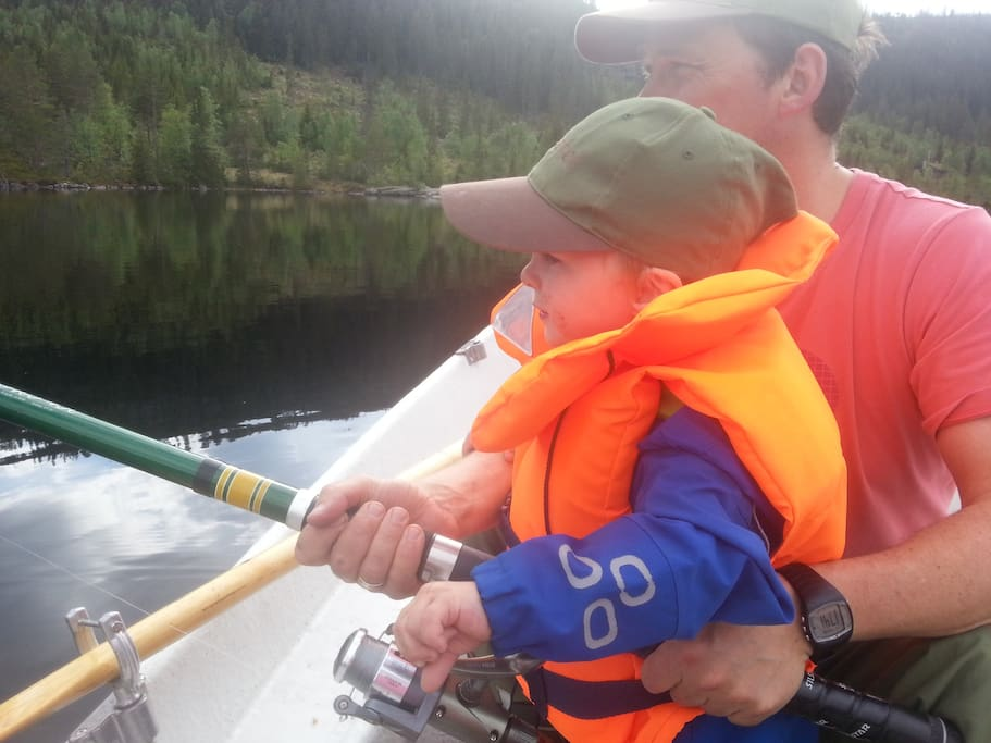 Nice time fishing
