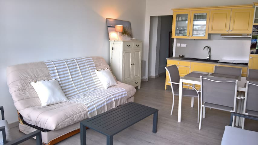 Appartement remis à neuf bord de plage - Cucq - Appartamento