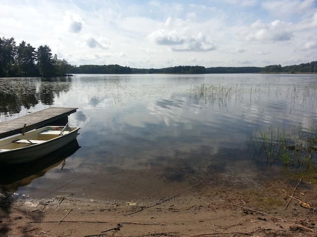 Cottage with Fantastic Lake Views - Bettna, Nyköping
