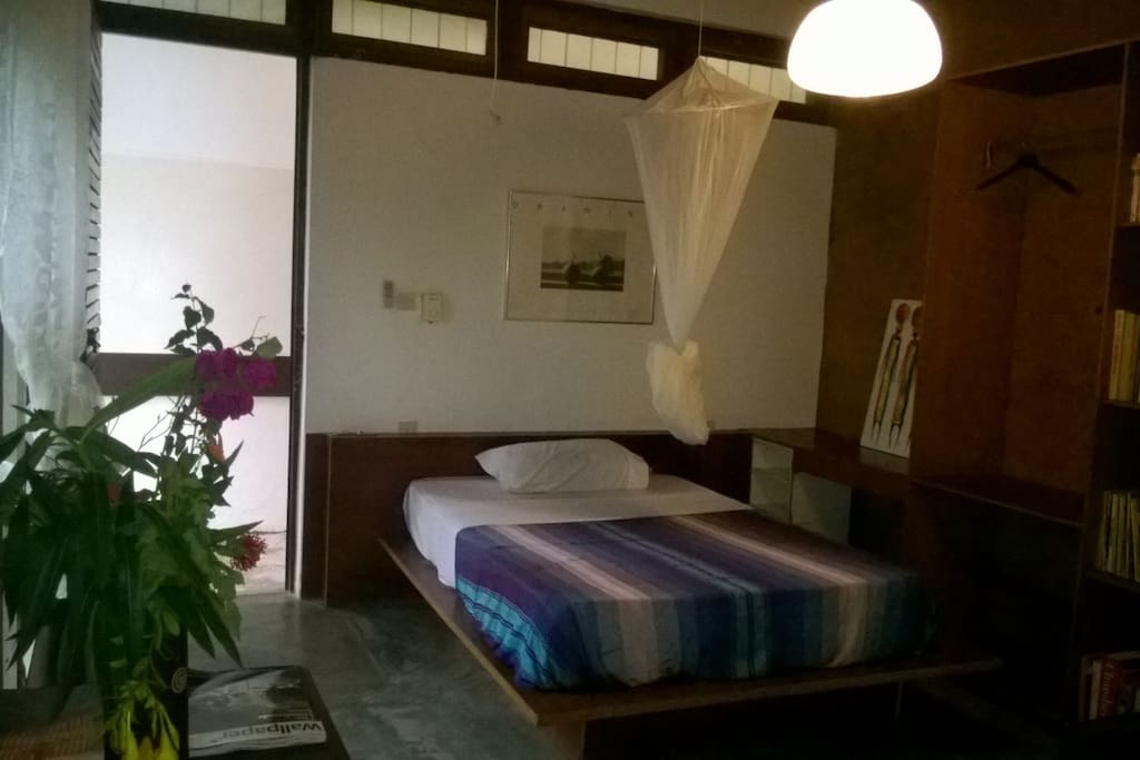 Design b b room 1 bed breakfast in affitto a for Room design in ghana