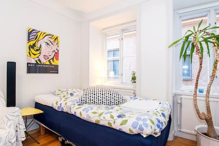Charming flat in beautiful Old Town - Sztokholm - Apartament