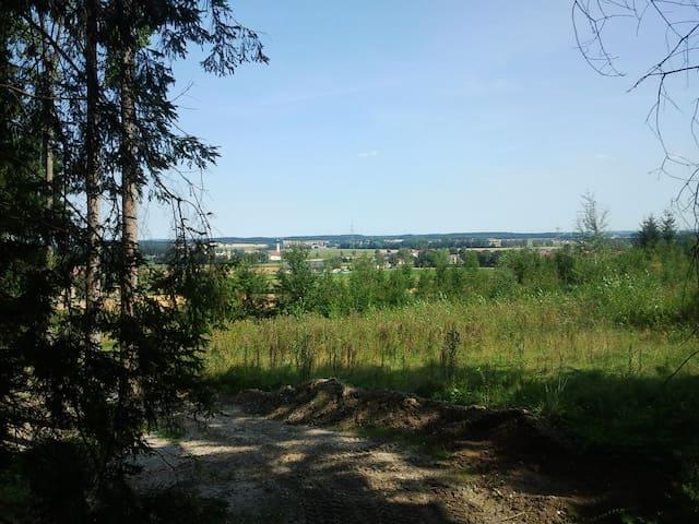 Im schönen Land Bayern - Bergkirchen Dachau