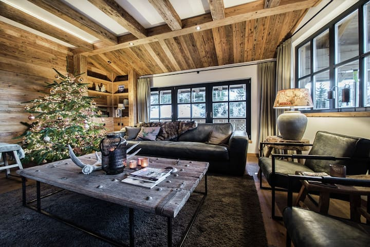 Alluring Family Chalet in Wagrain with Sauna near City Centre