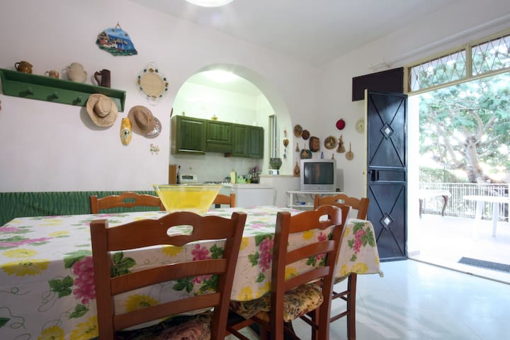 cottage in country - Castellammare del Golfo