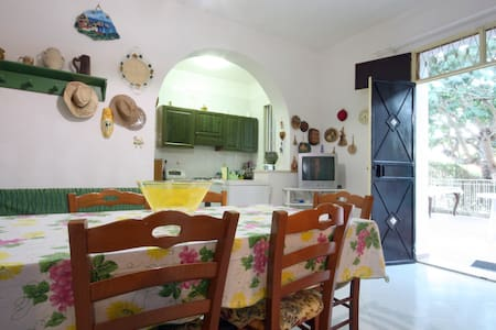 cottage in country - Castellammare del Golfo - House