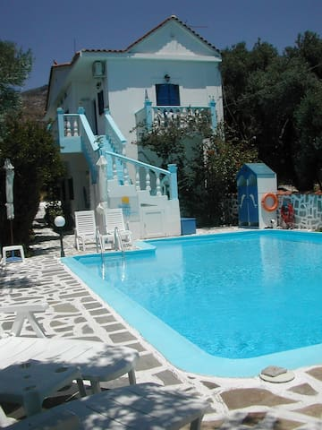 Meltemia studio Samos - Samos - Appartement