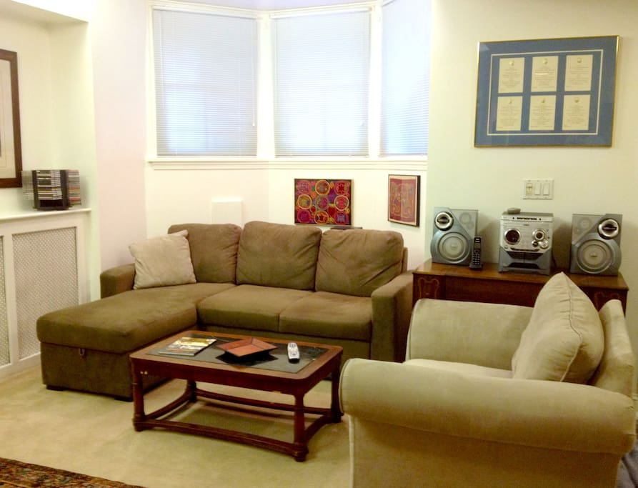 georgetown english basement apt apartments for rent in washington