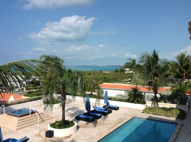 OCEAN VIEW Studio Suite at the LVA - Providenciales and West Caicos - Appartement