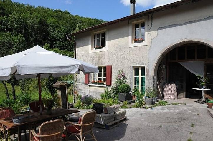Comfortable farmhouse - Le Val-d'Ajol - Rumah