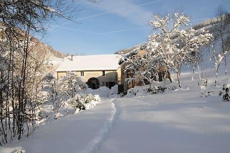 Comfortable farmhouse - Le Val-d'Ajol