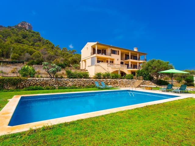 Finca Mallorca vistas espectacules - Son Servera - Villa
