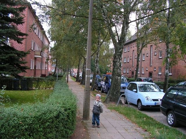 42m² in ruhiger Lage gute Anbindung - Rostock - Appartement