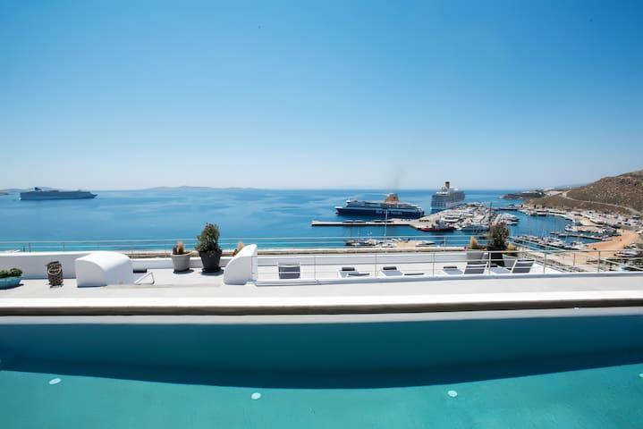 Villa Harmony | Pasithea Villas Mykonos