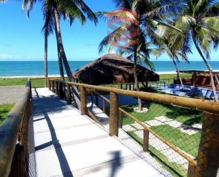Beira mar para férias em Maceió