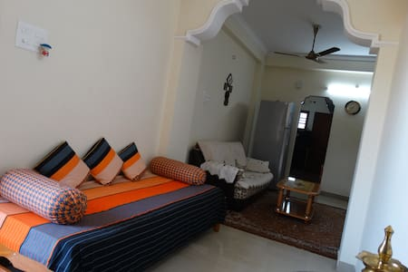 Two Bedroom Fully Furnished House - Hyderabad